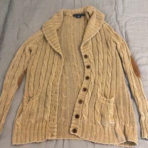 Ralph Lauren sweater/cardigan